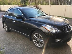 2015 Infiniti QX50 Crossover - NO GST and LOW KM's