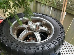 Truck rims for Ford F-150 or similar bolt pattern