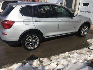 BMW X3 2016 xdrive35i