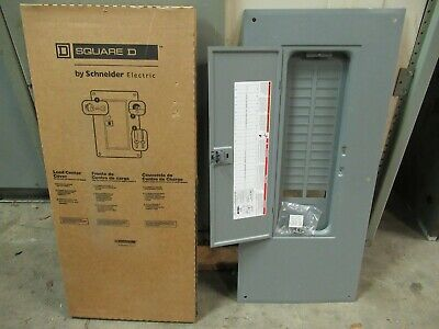 Square D Homc30u125c 30 Space Load Center Panel Cover- New In Box