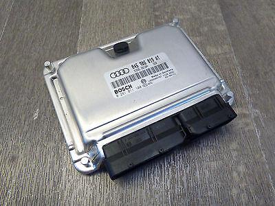 Motorsteuergerät Steuergerät Audi A2 8Z 1,4 TDI 55KW AMF 045906019AT Original