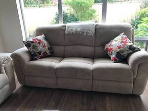 3 seater lounge + 2 recliners Somerton Park Holdfast Bay Preview