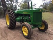 John Deere Model R tractor in excellent condition Moree Moree Plains Preview