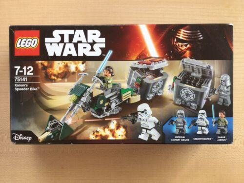 LEGO Star Wars 75141 Kanan's Speeder Bike , NEU & OVP, ungeöffnet & versiegelt