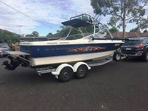 Bayliner 215 Bowrider Langwarrin Frankston Area Preview
