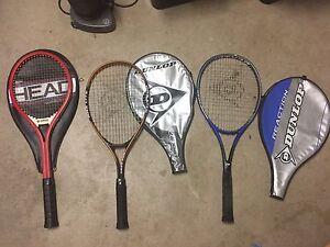 Lawn Tennis racquet X 3 Tarneit Wyndham Area Preview