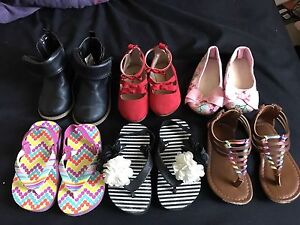 Size 5 Girls shoes