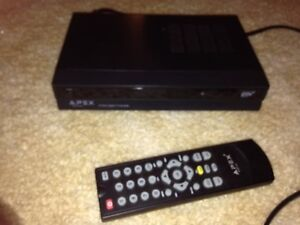 Apex Digital TV (OTA / antenna) Receiver