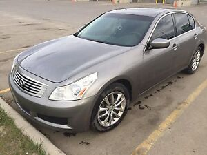 Infinity G37X 2009 for sale
