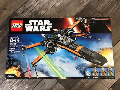 LEGO Star Wars Poe's X-Wing Fighter (75102) NISB