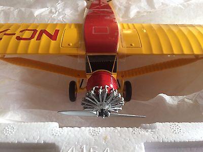 SHELL MINT HISTORICAL AIR RACING SERIES BELLANCA SKYROCKET MOD AIRPLANE AIRCRAFT