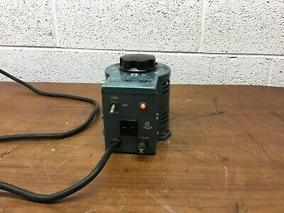 Oem Staco Energy Variable Auto Transformer Type- 3np1010