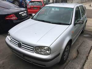 2000 Volkswagen Golf Hatchback AUTO - CHEAP Lakemba Canterbury Area Preview