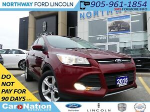 2016 Ford Escape SE | NAV | REAR CAM | HEATED SEATS |