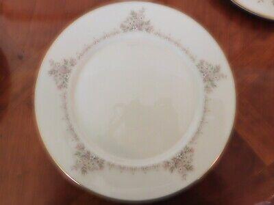 LENOX MEDLEY GOLD RIM DINNER PLATE 10 3/4