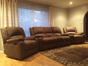 Reclining lounge Woodcroft Morphett Vale Area Preview