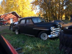 1950 Plymouth  , good running and driving condition