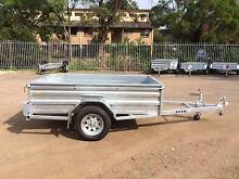 HOT DIPPED GAL 7X4 BOX TRAILER, 520MM DEEP SIDES (HIGH SIDES) Warners Bay Lake Macquarie Area Preview