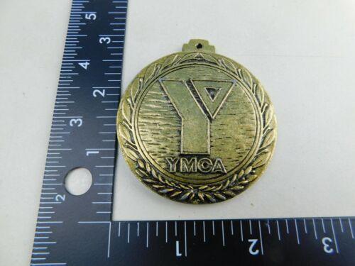 YMCA VINTAGE MEDALLION Award Trophy