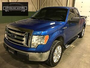 """2011 Ford F-150 XLT-Safetied-20""""Chrome Wheels-4x4"""