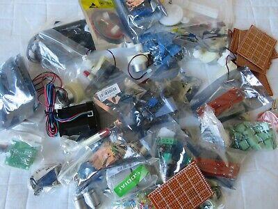 Arduino Zyltec Microcontroller Digital Components Over 3 Pound Lot Nip