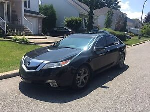 2011 ACURA TL SH-AWD WITH TECH PKG