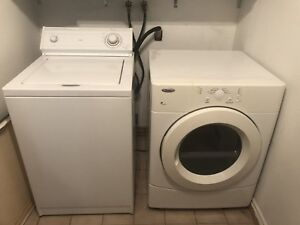 **Washer/ Dryer for sale- excellent condition**