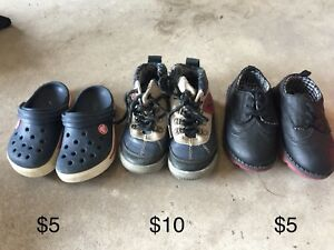 Toddler Size 7 and 8 shoes/boots
