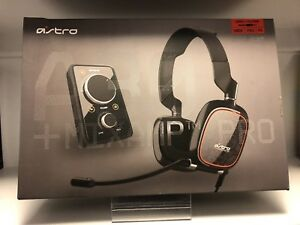 Astro a30s with mix amp