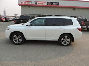 2010 Toyota Highlander V6 Sport Full load, 7 seater,back up c...