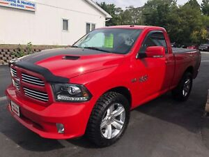 2014 Ram 1500 Sport Short Wheel Base