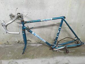Shimano bike frame