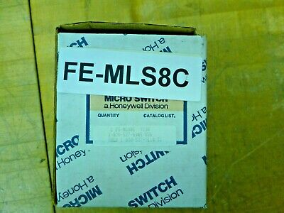 Micro Switch Fe-mls 8c Modulated Photoelectric Control