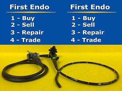 Olympus Gif-140 Video Gastroscope Endoscope Endoscopy 1257-h42