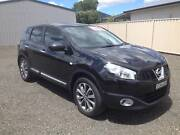 2012 NISSAN DUALIS WAGON TI MANUAL Tamworth Tamworth City Preview