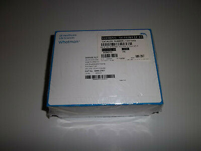 Syringe Filters Ge Whatman 6890-2507 Gdx Gff 0.7um 25mm 150 Ct Sealed