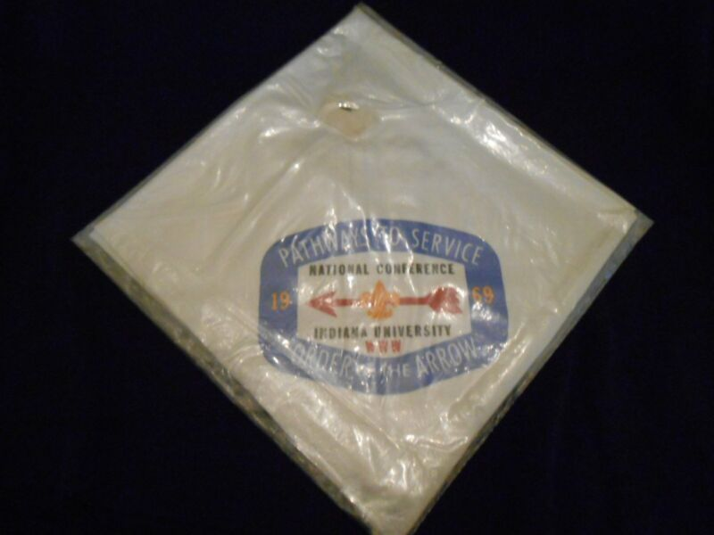 1969 NOAC Neckerchief