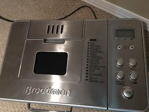Breadman bread maker Kitchener / Waterloo Kitchener Area image 2