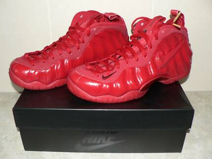 NIKE AIR FOAMPOSITE PRO Red October SIZE 8 Gym Red Foams. Canning Vale Canning Area Preview