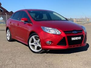 2013 Ford Focus TITANIUM Automatic Sedan 2.0L - FINANCE TAP