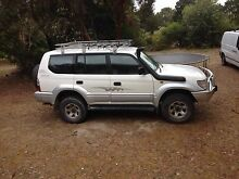 Land cruiser Toyota  Prado 320 clock had new donk Enfield Golden Plains Preview