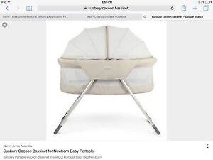 Sunbury cocoon bassinet Daceyville Botany Bay Area Preview