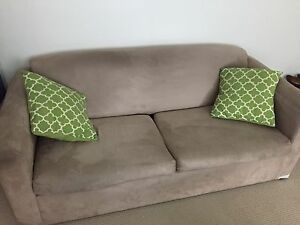 3 Seater Sofa Bed Couch - Excellent Condition Marrickville Marrickville Area Preview
