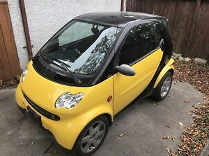 '06 Safetied Diesel Smart Car