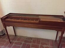 Clavichord Farrer Woden Valley Preview