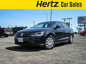 2016 Volkswagen Jetta Trendline PLUS, 1.4l Turbo, Auto, Backup C