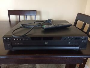 5CD DVD player - Need gone!