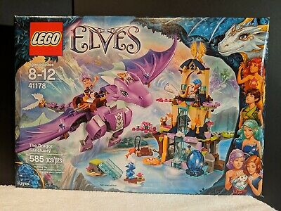 LEGO 41178; Elves, The Dragon Sanctuary (NEW IN FACTORY SEALED BOX) ULTRA RARE!!