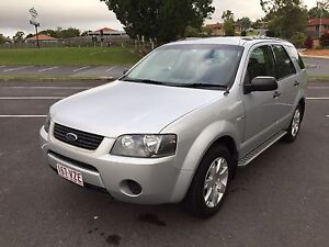 2007 Ford Territory TX AWD Nerang Gold Coast West Preview