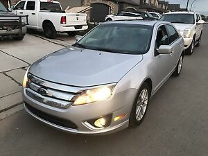 2010 Ford Fusion sel awd, well maintained